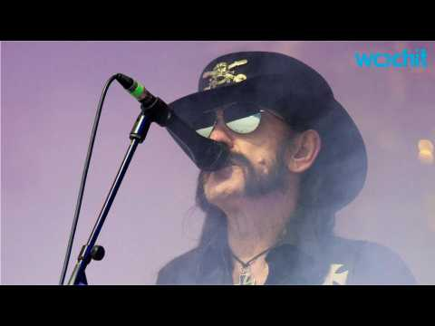 Fans of Motörhead's Lemmy Want Element Named After Him