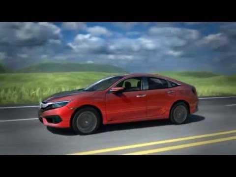 2016 Honda Civic Adaptive Cruise Control (ACC) | AutoMotoTV
