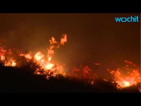 Active California Wildfire Burns 1,000+ Acres, Forces Evacuations
