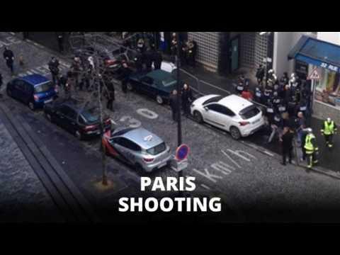 Paris: Armed attacker shot dead outside police station