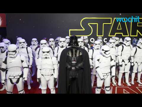 Star Wars Episode 7 Earns Its First Award
