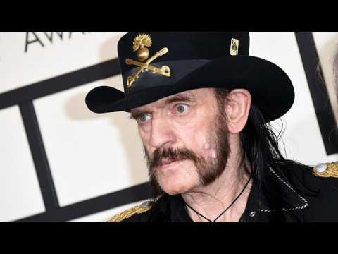 Motörhead's Lemmy Kilmister dies at 70