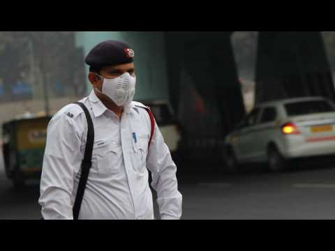 Smog-choked Delhi gears up for car ban