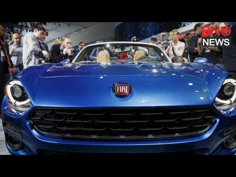 Fiat Chrysler Hit With $70 Million Fine