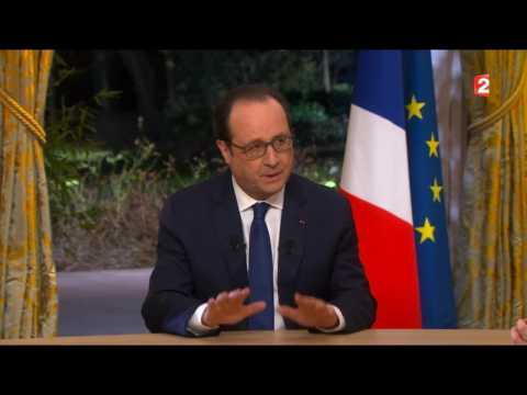 Le remaniement selon Hollande