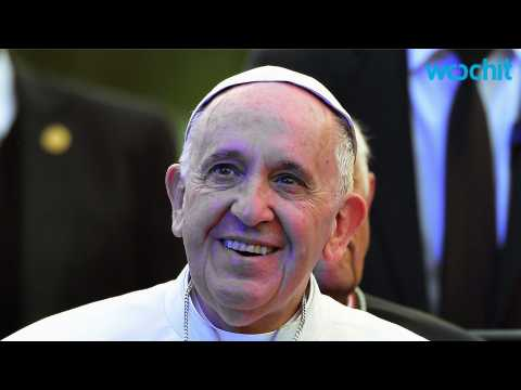 Pope Francis Urges Young Mexicans to Resist Drug Money