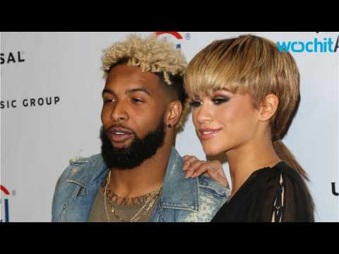 New Couple? Zendaya and Odell Beckham Jr. Cuddled Up at Grammy's After- Party