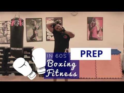 How to in 60 seconds Boxing Fitness: Stretching