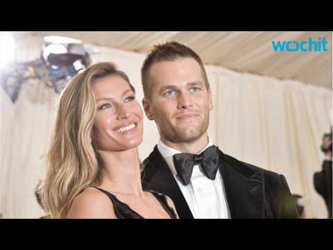 Gisele Bundchen And Tom Brady Celebrate Seventh Wedding Anniversary