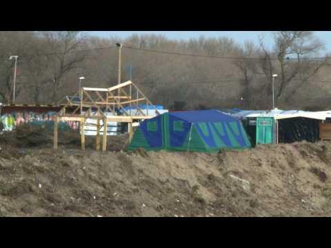 Démantèlement de la jungle de Calais: les associations inquiètes