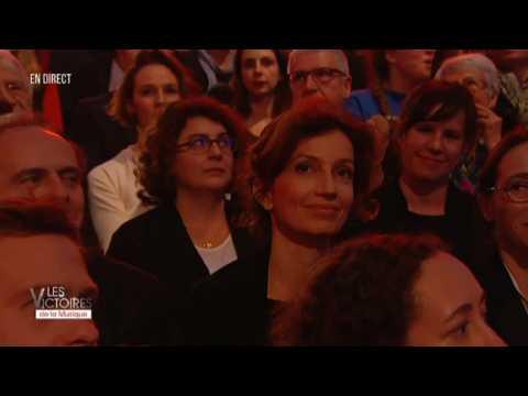 Audrey Azoulay huée aux Victoires de la Musique