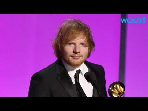 Ed Sheeran and Justin Bieber Win Their First Grammy Awards