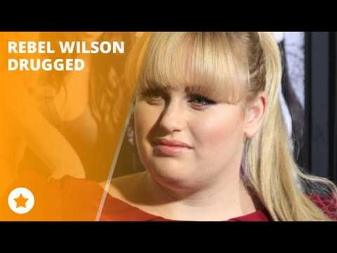 Rebel Wilson: 'I believe my drink was spiked'