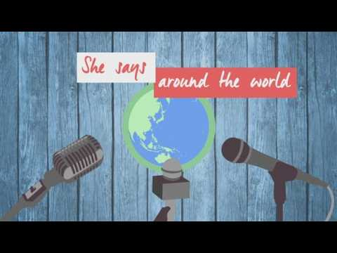 She says around the world: First time you masturbated
