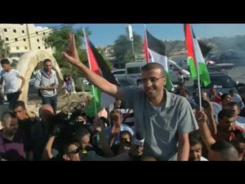 Palestinian journalist released by Israel
