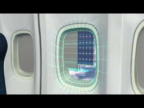 Aerospace firm patents solar window shade that can charge