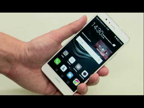 Huawei P9 Lite video review