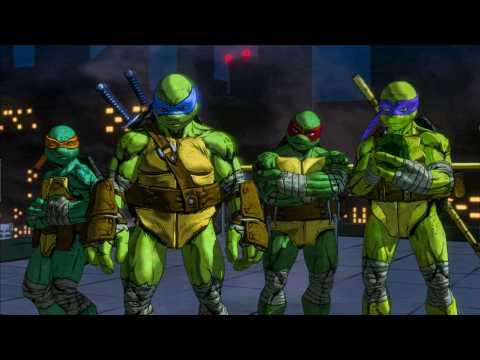 Teenage Mutant Ninja Turtles: Mutants in Manhattan - Video review