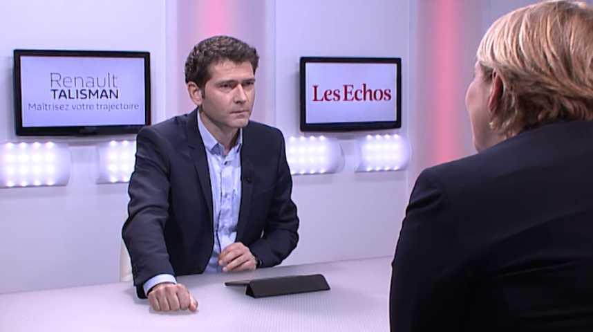 """Illustration pour la vidéo Françoise Gri : """"Viadeo a déjà des partenariats avec l'Apec"""""""