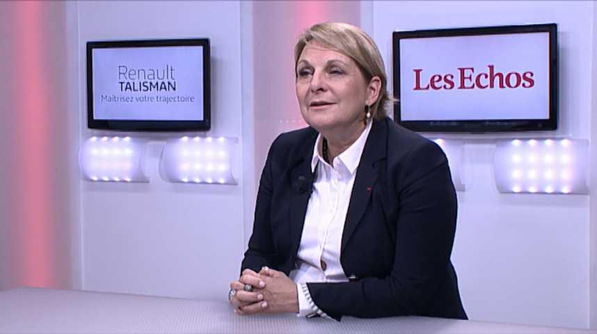 """Illustration pour la vidéo Françoise Gri : """"Viadeo se focalise désormais sur le marché français"""""""