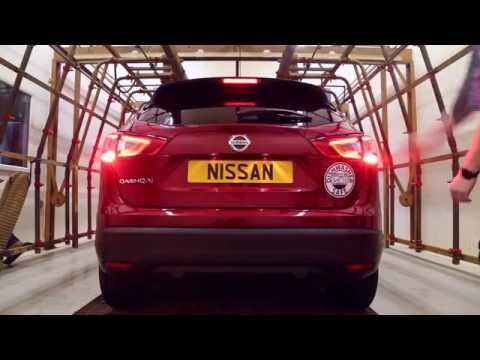 Nissan rains supreme on watertight testing of crossovers | AutoMotoTV