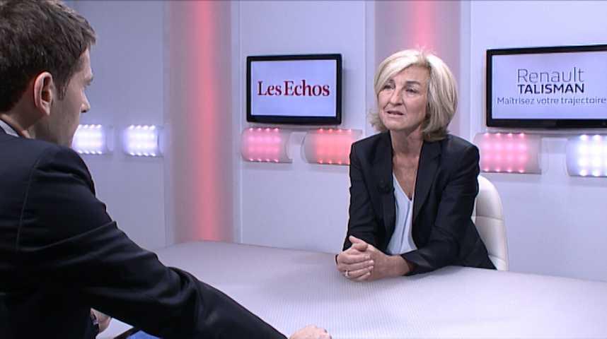 """Illustration pour la vidéo Isabelle Falque-Pierrotin : """"Dans les circonstances actuelles il faut maintenir l'état de droit"""""""