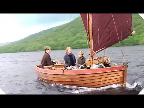 SWALLOWS & AMAZONS Trailer (Adventure - 2016)