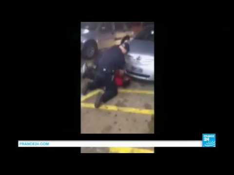 US: Protests and outcry over US police shooting of black man Alton Sterling in Louisiana