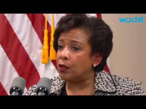 U.S. Attorney General Says Clinton Case Closed