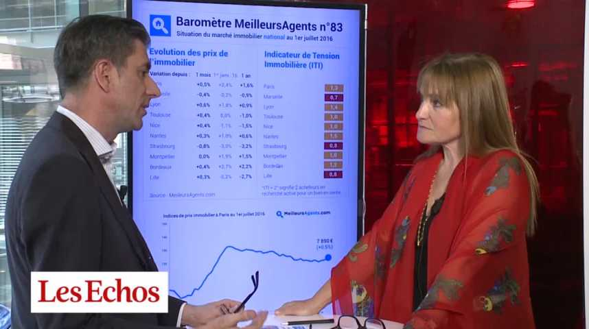 Illustration pour la vidéo L'immobilier entre Brexit et réglementation française
