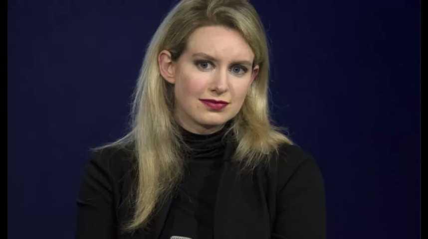 Illustration pour la vidéo Theranos : 2 ans d'interdiction d'exercer pour Elizabeth Holmes