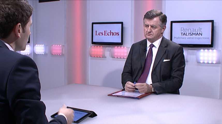 """Illustration pour la vidéo Augustin de Romanet : """"Le CDG Express apportera à tout le monde, pas seulement aux touristes"""""""