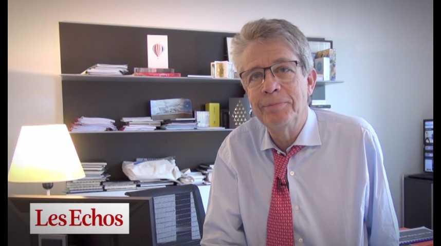 """Illustration pour la vidéo Francis Morel : """"Les sociétés attendaient un événement comme VivaTech"""""""