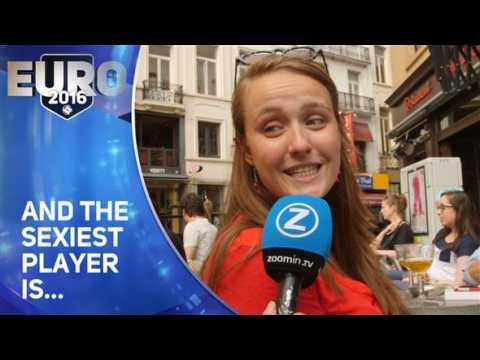 Belgians choose their sexiest footballer!