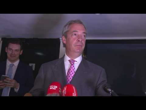 Farage: Let June 23rd go down as our Independence Day