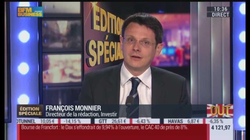 Illustration pour la vidéo Bourse : Les conséquences du Brexit (1/3)