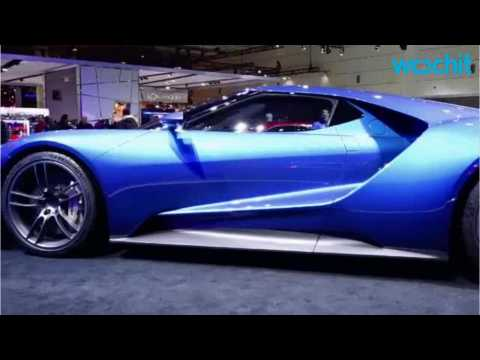 Ford's GT Supercar Screams America!