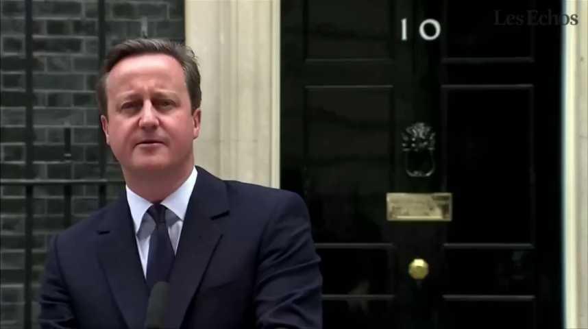 Illustration pour la vidéo Après le Brexit, qui pour succéder à Cameron ?
