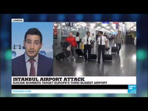 Istanbul Atatürk airport attack: US offensive to eliminate IS from last remaining US-controlled territory