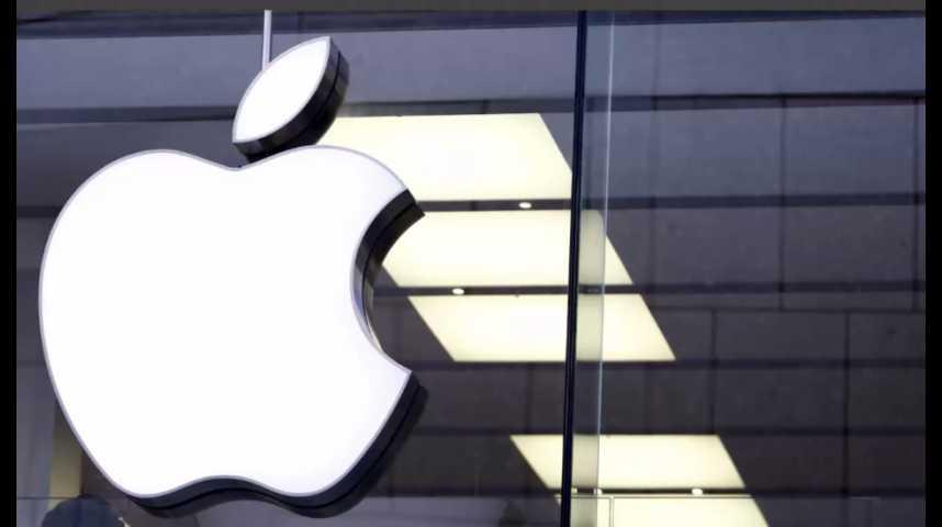 Illustration pour la vidéo Apple demeure l'entreprise la mieux valorisée au monde