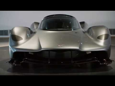 Aston Martin AM RB 001 Exterior Design in Studio | AutoMotoTV