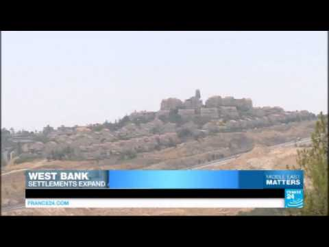 West Bank: settlements expand amid tension and violence