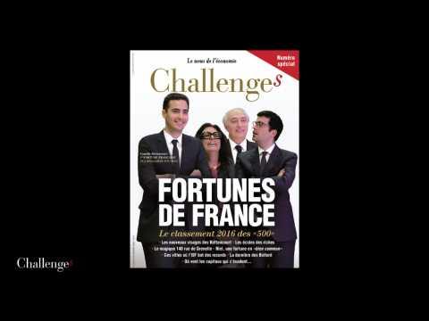 Le Top 10 des grandes fortunes françaises en 2016