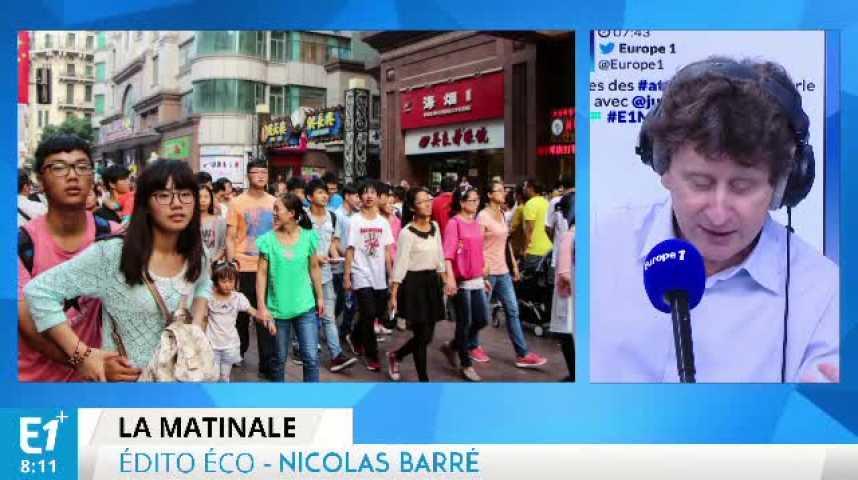 """Illustration pour la vidéo L'industrie touristique """"made in China"""""""