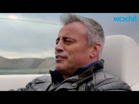 Matt LeBlanc is to Host the Next Series of Top Gear On His Own