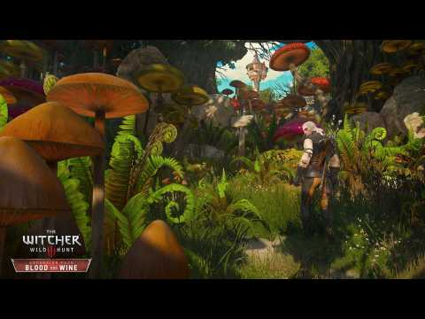 The Witcher 3: Wild Hunt- Blood and Wine Developer Diary