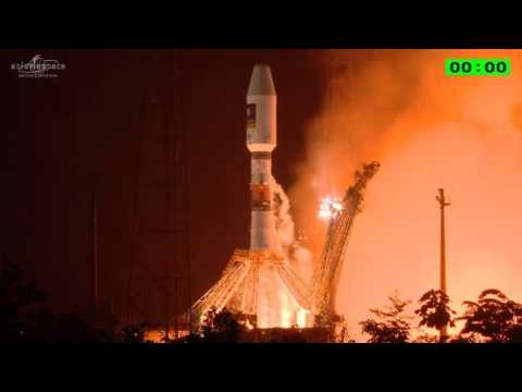 Europe's sat-nav system launches fresh pair of satellites