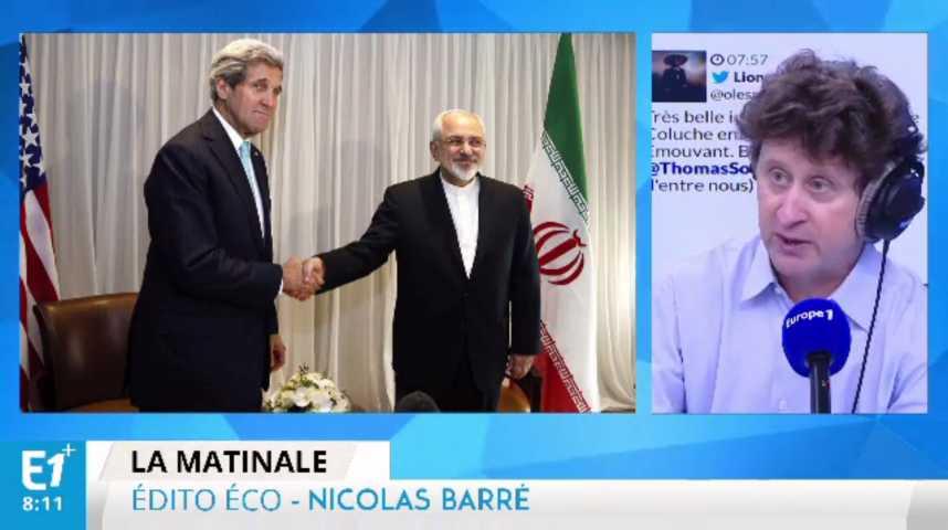 """Illustration pour la vidéo Iran : un accord avec le """"grand satan"""" américain"""