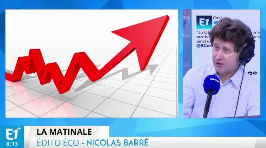 Illustration pour la vidéo Croissance : enfin une embellie pour la France