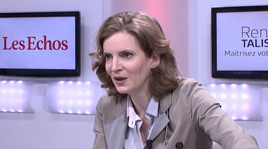 """Illustration pour la vidéo Nathalie Kosciusko-Morizet : """"Le libéralisme n'est pas juste de la dérégulation"""""""